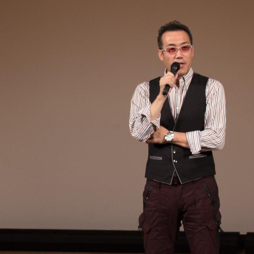 阿智村での初トークショー